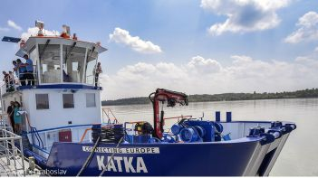 New equipment on Danube to increase performance
