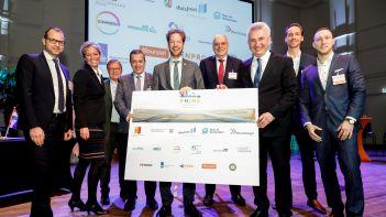 Clean energy networks benefit transport corridors