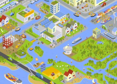 Making the Green Deal work with inland waterways