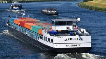 Emission-free sailing for inland navigation