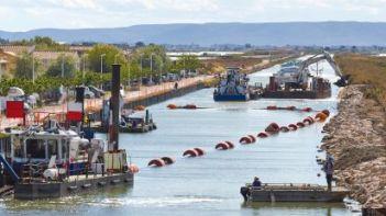 Maintenance of inland waterways is key