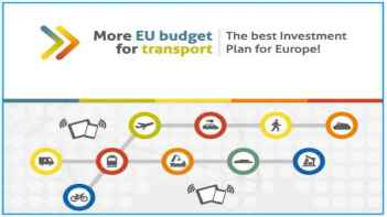 More EU budget for transport: the best investment plan for Europe