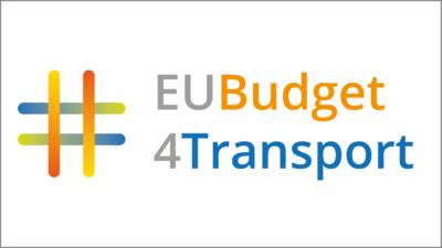 Join MoreEUBudget4Transport campaign