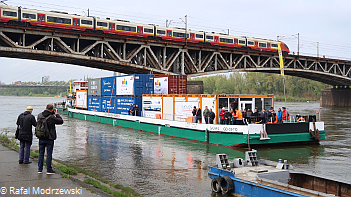 Promoting inland shipping in the Baltic