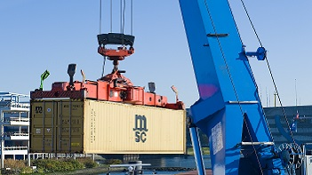 New viadonau Danube Logistics Portal