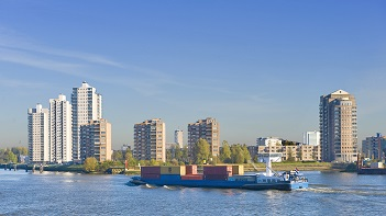 Are inland waterways ready for continental cargo?